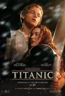 Titanic (1997) cover