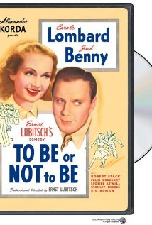 To Be or Not to Be (1942) cover