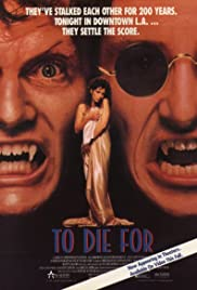 To Die For (1988) cover