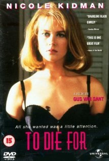 To Die For (1995) cover