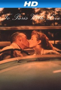 To Paris with Love (1955) cover