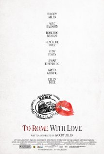 To Rome with Love (2012) cover