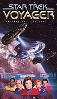 Star Trek: Voyager (1995) cover