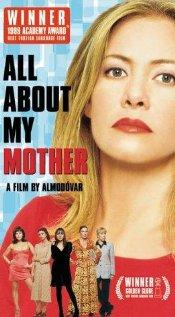 Todo sobre mi madre (1999) cover