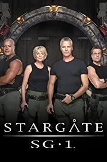 Stargate SG-1 (1997) cover
