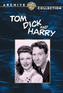 Tom Dick and Harry 1941 poster
