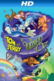 Tom and Jerry & The Wizard of Oz 2011 poster