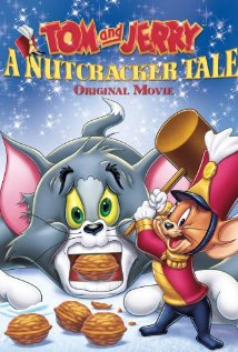 Tom and Jerry: A Nutcracker Tale (2007) cover