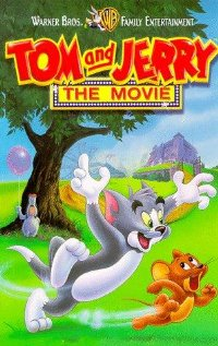 Tom and Jerry: The Movie (1992) cover
