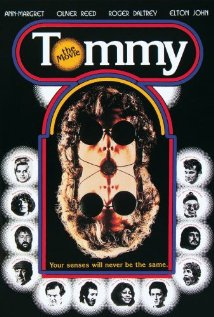 Tommy 1975 poster