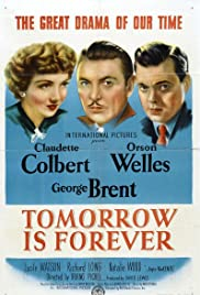 Tomorrow Is Forever (1946) cover