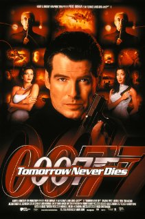 Tomorrow Never Dies 1997 poster