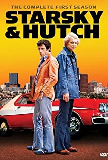 Starsky and Hutch 1975 poster