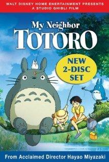 Tonari no Totoro (1988) cover