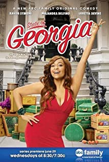 State of Georgia 2011 poster