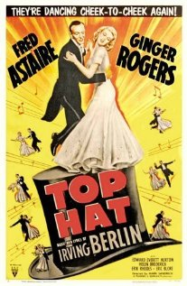 Top Hat 1935 poster