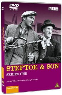 Steptoe and Son (1962) cover