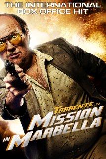Torrente 2: Misión en Marbella (2001) cover