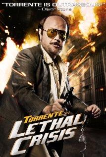 Torrente 4 (2011) cover
