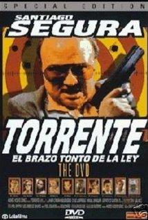 Torrente, el brazo tonto de la ley (1998) cover