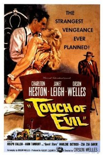 Touch of Evil (1958) cover