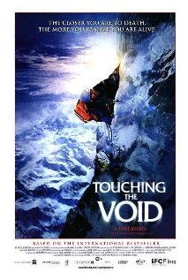 Touching the Void (2003) cover