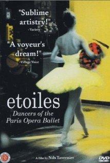 Tout près des étoiles: Les danseurs de l'Opéra de Paris (2001) cover