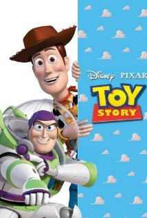 Toy Story (1995) cover