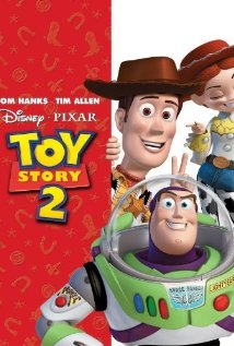 Toy Story 2 (1999) cover