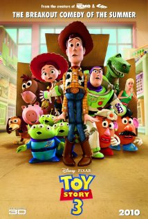 Toy Story 3 (2010) cover