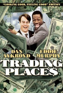 Trading Places (1983) cover