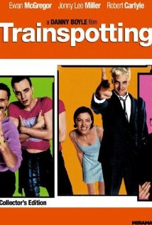 Trainspotting 1996 poster