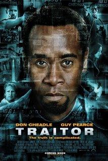 Traitor (2008) cover