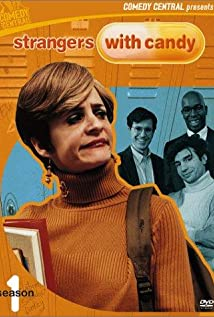 Strangers with Candy 1999 poster