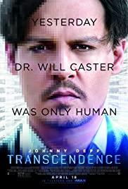 Transcendence (2009) cover