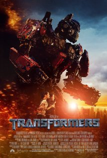 Transformers (2007) cover