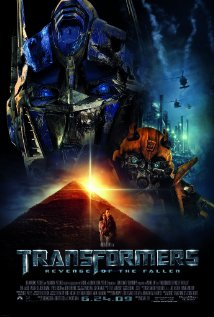 Transformers: Revenge of the Fallen (2009) cover