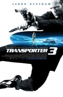 Transporter 3 (2008) cover
