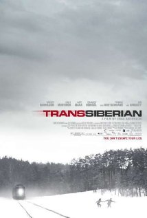 Transsiberian (2008) cover