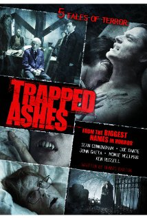 Trapped Ashes (2006) cover