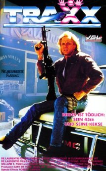 Traxx 1988 poster