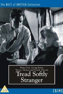 Tread Softly Stranger 1958 poster