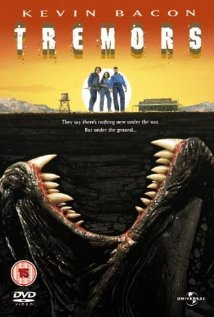 Tremors (1990) cover