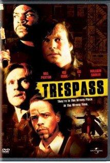 Trespass (1992) cover