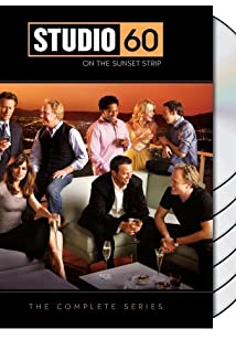Studio 60 on the Sunset Strip (2006) cover