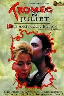 Tromeo and Juliet 1996 poster