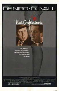 True Confessions (1981) cover