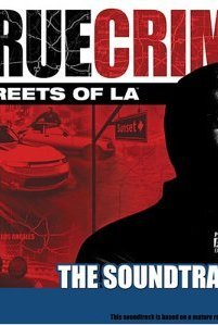 True Crime: Streets of LA 2003 poster