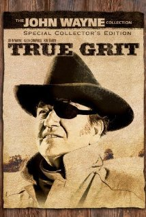 True Grit (1969) cover