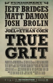 True Grit (2010) cover
